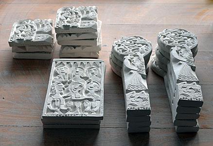 1305 ceramics bisc fired h300